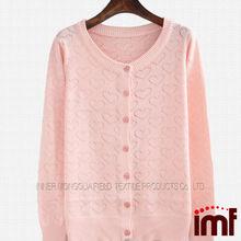 De la mujer 100% suéteres de cachemira