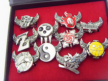 Fashion Anime One Piece Parasyte Transformers Diy Brooch Wholesale