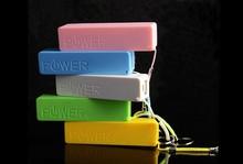 2015 Newest ( Factory Direct ) perfume mini power banks portable square CE ROSH FCC perfume mini phone charger