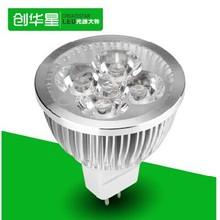 High quality 5x1w cob mr16 light led spotlight with low heat
