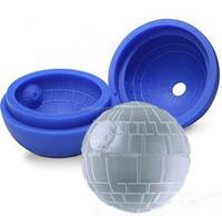 eco-friendly ice cream tools silicone ice ball mold