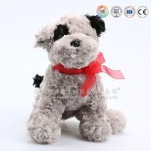 Customized aniaml toys real plush dog & cure dog toys