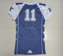 custom american football uniform design