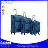 Alibaba China 3pcs nylon suitcase set traveling comfortable hand luggage set