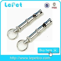 Pet Dog Keychain Training Obedience Whistle UltraSonic Flute Supersonic Sound dog whistle train