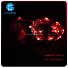 LED Meteor Rain Waterproof String Light for Outdoor Wedding Party