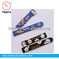 silicone rubber wrist watch straps, ion silicone wrist watch band straps