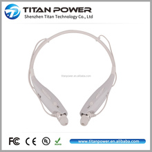 New Design Wireless Stereo Sport Bluetooth v3.0 Headset for LG HBS-730