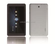 7 inch tablet Intel Atom 3735g cpu Win8.1 tablet