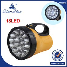 Made in china alibaba exporter popular manufacturer rechargeable torch light
