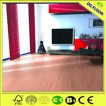 Anti-slip Wood Plastic Laminate Flooring,Top Sale Laminated Wood Floor