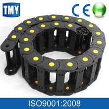 Small CNC Nylon Line Engineering Plastic Cable Drag Chain