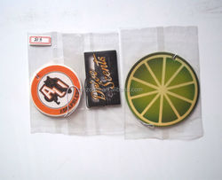 cheap hanging Custom OEM car fresheners, wholesale bulk paper freshener