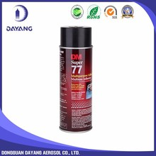 Guangdong alibaba DM 77 embroidery self adhesive wallpaper glue for garment