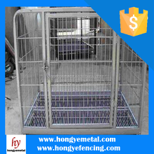 2015 New Outdoor Large Chain Link Dog Run Kennels/Dog Kennel Cheap/Iron Dog Kennel