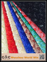 glitter leather fashion leather fabric material glitter