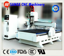 China factory directly sale three heads atc cnc router line changer 10 tools