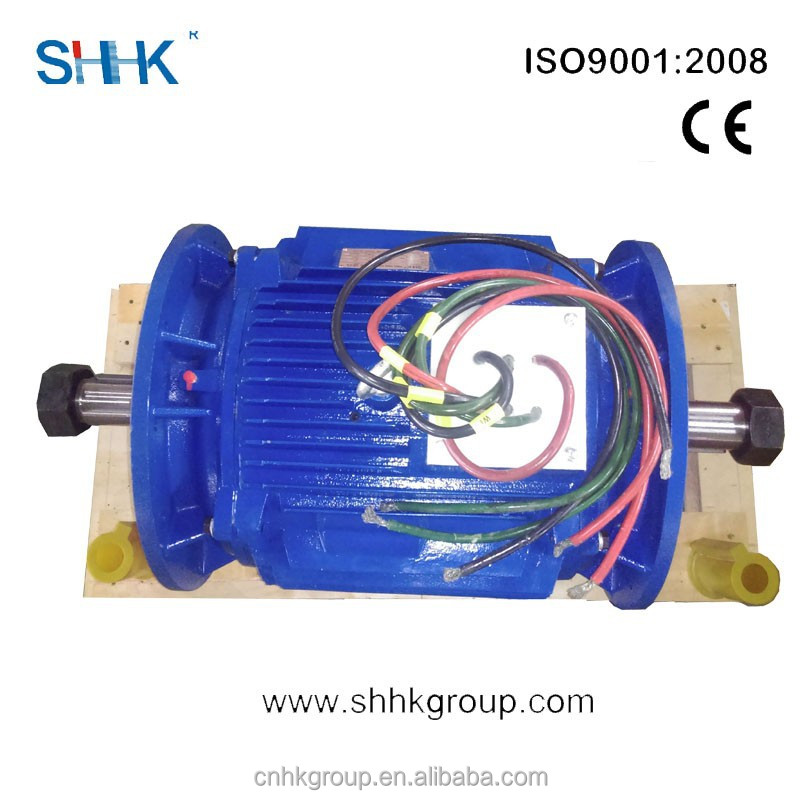 Three Phase Ac Double Shaft Electric Motor Buy Electric