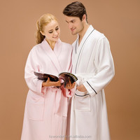 picture woman usa sex sex pink modal shawl collar bathrobe for women