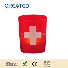 plastic Tea light Votive Candle Holder Wedding Table Event Party Decor