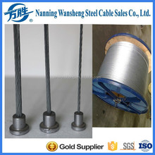 Zinc Coated Steel Wire Cable