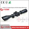 Riflescope 3-9x40 R/B Angled Objective Rifle Scope Optical Hunting Scope Gun Scope