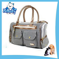 Low price classical waterproof pet carry bag
