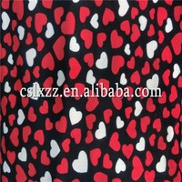 super soft and comfortable 100% Polyester Imitate Cotton printed Velvet fabric for garment and home