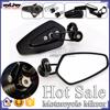 BJ-RM-061 For Honda CBR600 Black CNC Aluminum Motorcycle Rear View Mirrior