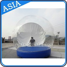 Commercial Inflatable Jumping Globe For Kids