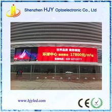 high quality P16 outdoor led net screen