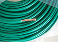 Con aislamiento de PVC non-sheathed cables eléctricos