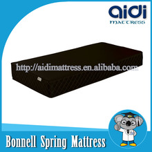 Healthy Life Bedroom Furniture Natural Coconut Palm Fiber Cheap Bonnell Spring Mattress AG-1302