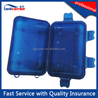 Injection Molding plastic casing boxes/custom abs plastic box