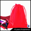Professional OEM/ODM Factory Supply China drawstring velvet gift bag with good prices