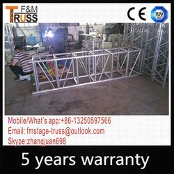 High Quality aluminum alloy live line array speaker truss system