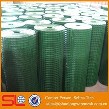 2015 new pvc coated birds cage nets welded wire mesh