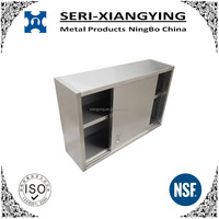 NSF Approval Stainless Steel Kitchen Wall Cabinet