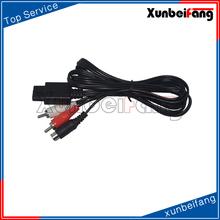 New S Video Scart AV Cable Lead for NES SNES N64 Gamecube NGC Nintendo 64 Entertainment System