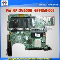 For HP DV6000 DV6500 DV6700 motherboard P/N: 459565-001