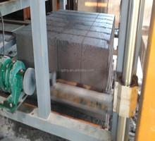 Non autoclaved aerated concrete block cutter,Foam concrete block cutting machine, Light weight concrete block cutter