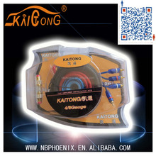 China maufacturer cable 10 GA car AMP WIRING KITS supplier