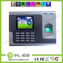 INJES Ethernet TCP/IP Bio metric Finger Print Time Attendance Clock Recorder MYH260