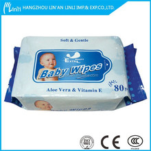 Large selling Baby Wet Wipes raw material for export
