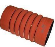 High pressure hydraulic rubber hose air intake pipe