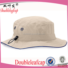 Custom Printed Boonie Bucket Hat With Flexfit Rope Promotional Mens Plain Bucket Hat Wholesale