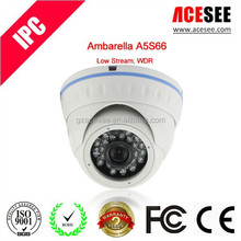 ACESEE innovative new home products colorful ip dome camera