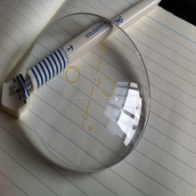 High quality 1.56 Hard Multi coated optical resin lens