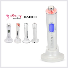 Newest best beauty products photon ultrasonic face lift machine home