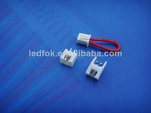 Custo de poupança iluminação led conectores rápidos( l823s) mini short curto para luzes led gabinete na dinamarca mercado